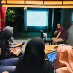 Mahasiswa UPW Rampungkan Proposal PHBD 2019 Bersama Wadek III