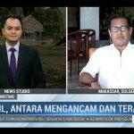 Tampil di Metro TV, Safrudin Jelaskan Kehidupan Orang Togutil