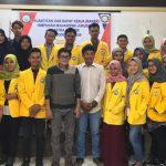Lantik HMJ Sasing, Wadek III Anjurkan Program Kerja Lingkup Nasional