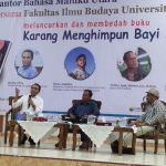 Antologi Ibrahim Gibra Dibedah Penyair Ternama Indonesia