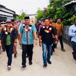 Kunjungan Ke Taliabu, Akademisi FIB Unkhair Disambut Bak Raja